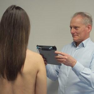 3D Simulation Dr. med. Patrick Bauer und Patientin