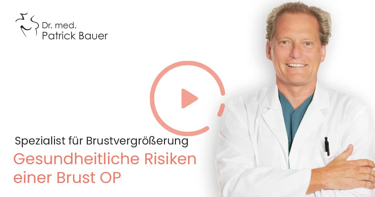 Dr. med. Patrick Bauer Spezialist fuer brust ops