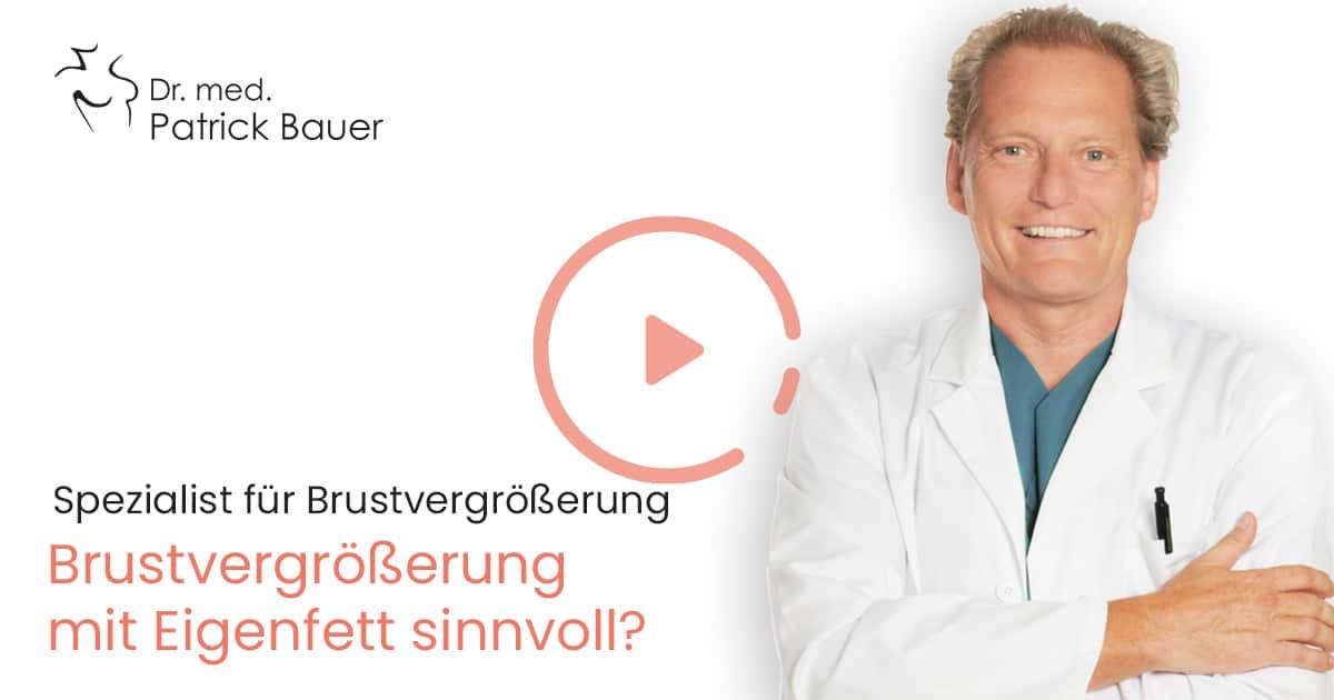 video zu Brustvergroesserung mit eigenfett