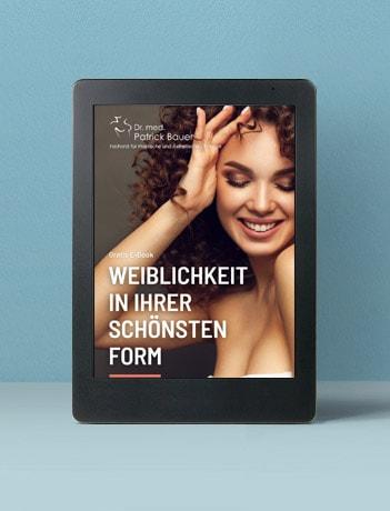 e-book cover Ihr Leitfaden für eine erfolgreiche Brust-OP